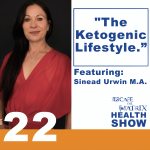 Sinead Urwin Ketogenic diet and lifestyle