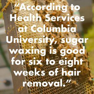 052 Natural Body Hair Removal With Sugar Wax Dirobi Blog