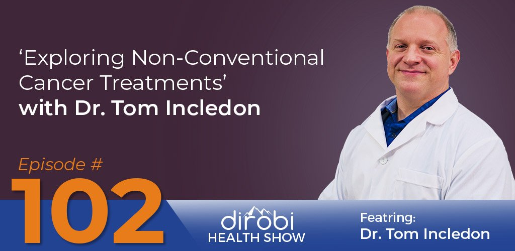 overview image of non-conventional cancer treatment podcast header