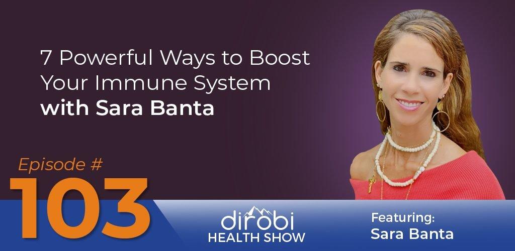 sara banta ways to boost immune system image