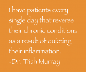 reduce inflammation quote