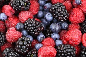 mixed berries image, superfood
