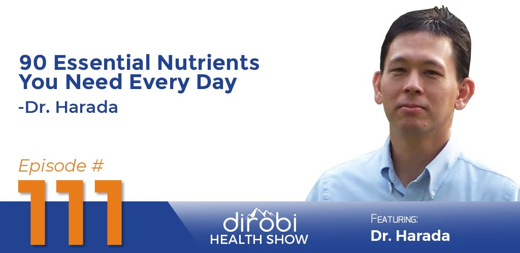 90 essential nutrients header graphic