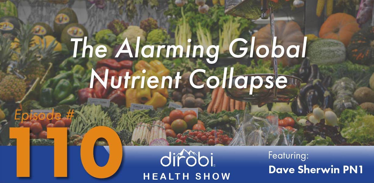 The alarming global nutrient collapse header