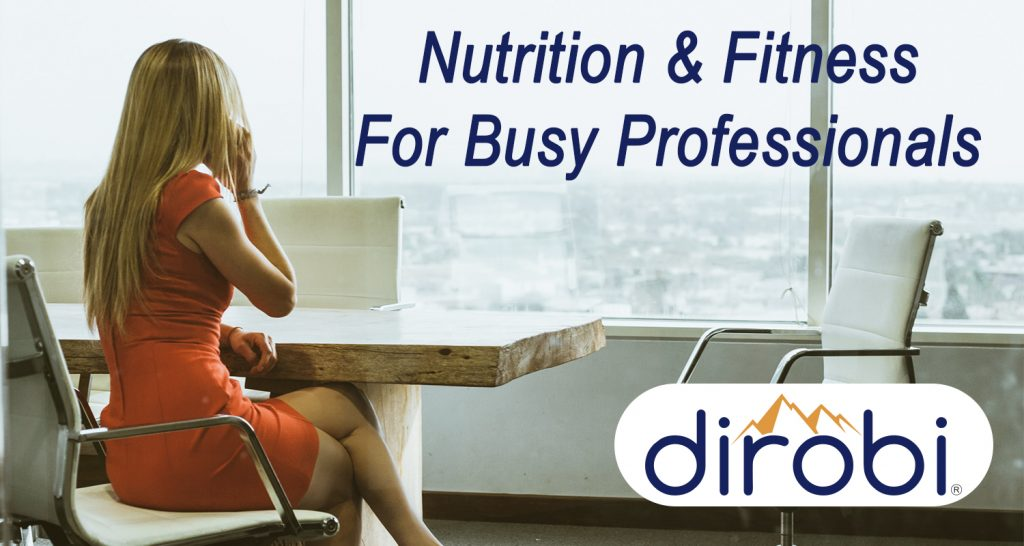 Nutrition Fitness for Busy Professionals