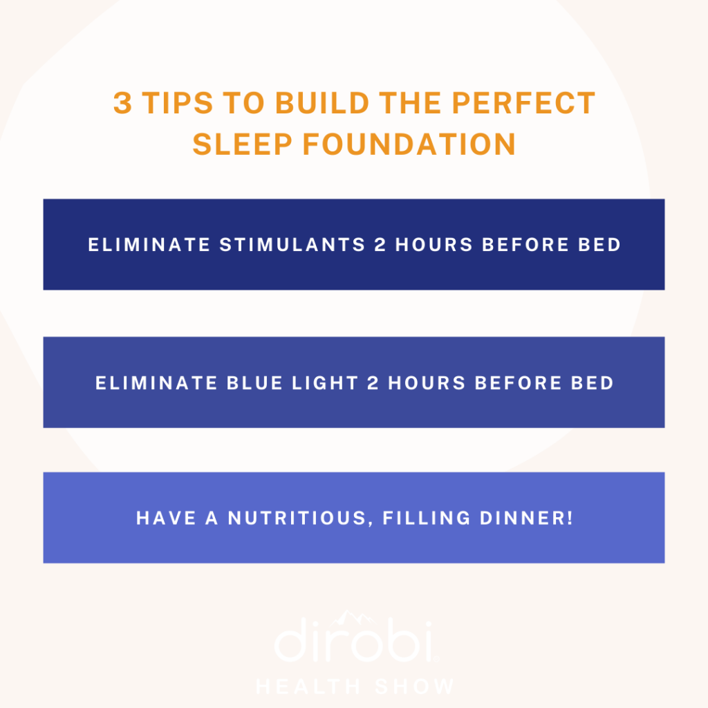 Tips for Perfect Sleep Dr Todd Lamb