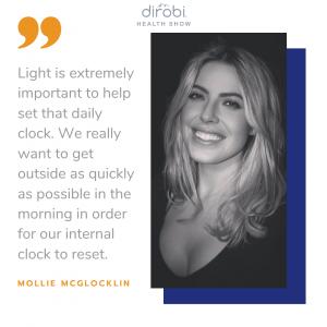 Mollie McGlocklin Quote 5 Sleep