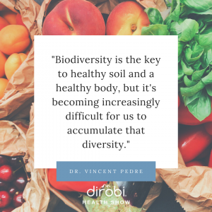 Dr. Vincent Pedre Quote Gut Health