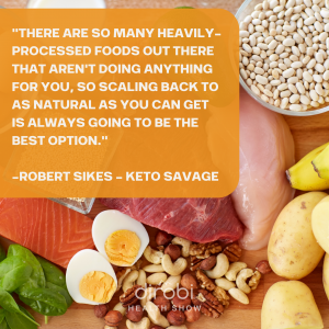 Robert Sikes Keto Savage