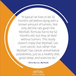 chris burres myvitalc live longer longevity quote 2
