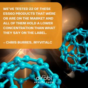 Chris Burres myvitalc live longer longevity quote 3
