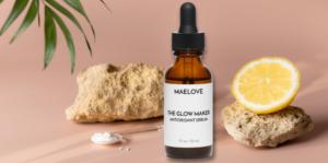 Maelove Glow Maker Inexpensive Vitamin C Serum